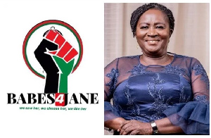 Feminist launches Babes4Jane in support of NDC running mate