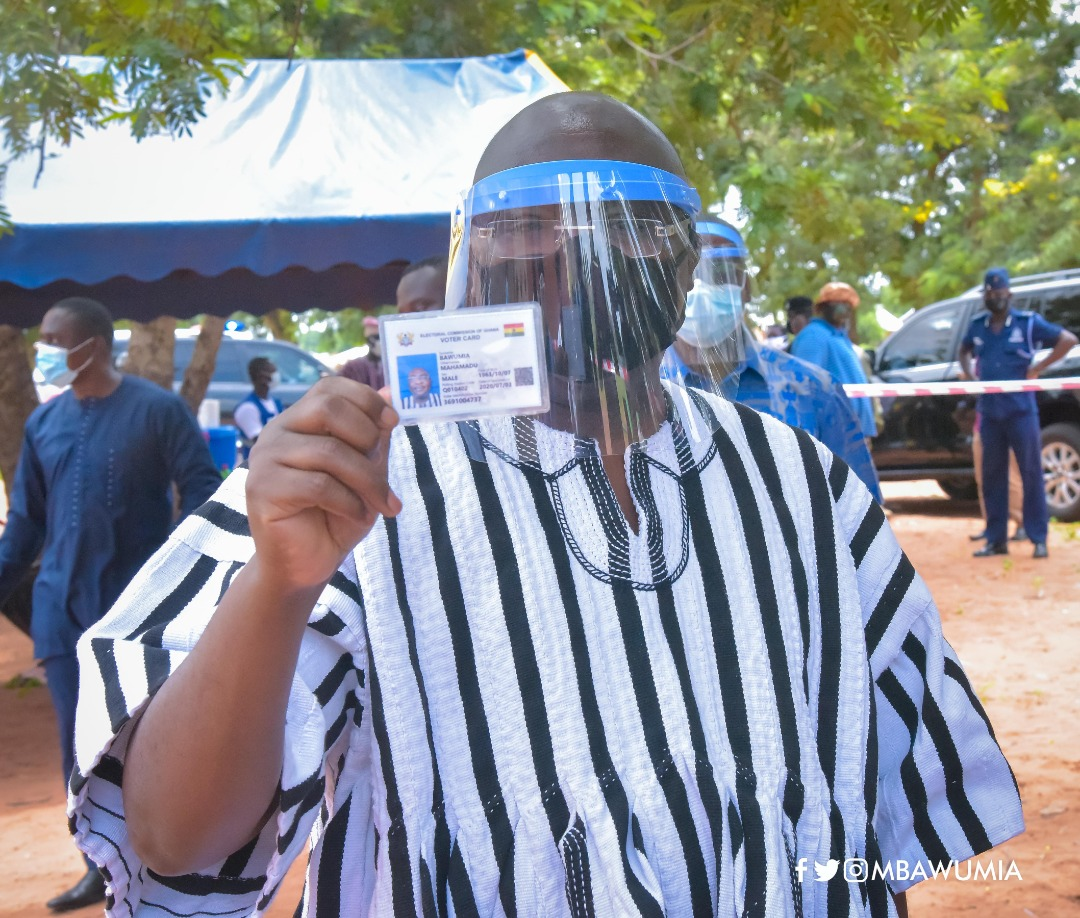 Right to vote should not be taken for granted; Bawumia urges all qualified persons to register